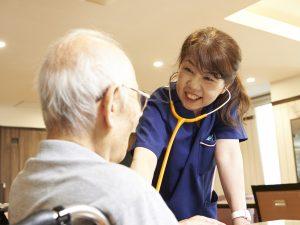 大東市|住宅型有料老人ホームの看護師求人♪駅近高収入