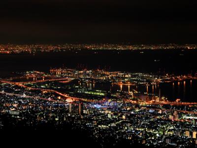 実務者研修修了時給1320円特養介護職|神戸の夜景が一望できる|御影駅~山手側