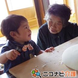 実務者研修修了時給1270円老人ホーム介護職|日勤&残業無|車通勤可|松原一津屋