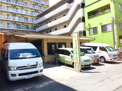 ≪JR立花駅近≫小規模多機能施設の介護スタッフ