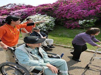 《生駒》グループホームの介護福祉士