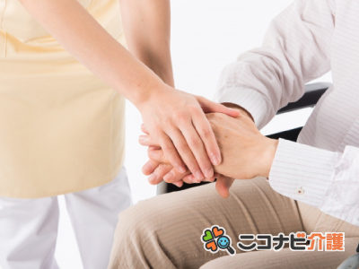 初任者時給1400円老人ホーム介護職|医療サポート充実|玉出駅前