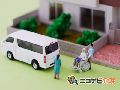 デイサービス介護福祉士はヘルパー時給1350円|車・バイク通勤OK|泉大津市板原町