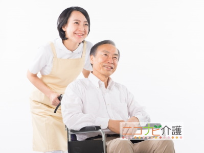 初任者研修修了時給1,320円の住宅型有料老人ホーム介護ヘルパー|大阪市東成区|緑橋